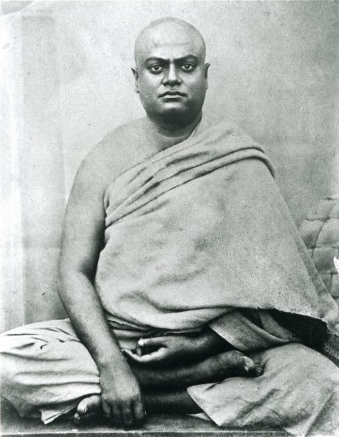 インドのヨガ指導者&哲学者ヴィヴェカナンダ