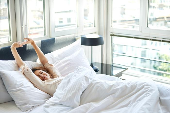 毎朝寝起きが悪い・スッキリしない原因は、見落としがちなあの寝具かも!