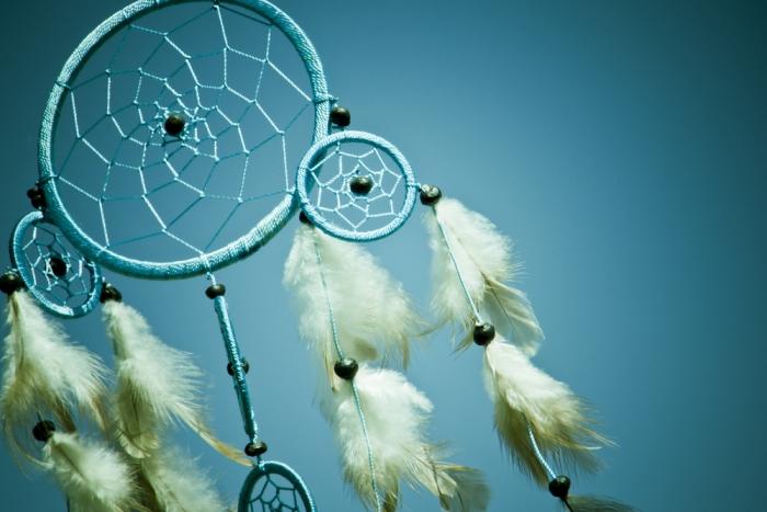 あなたの夢を快適に! ~アメリカ先住民のアイテム『ドリームキャッチャー』~
