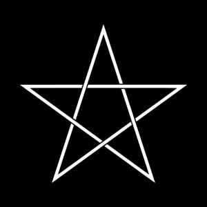 五芒星(1)