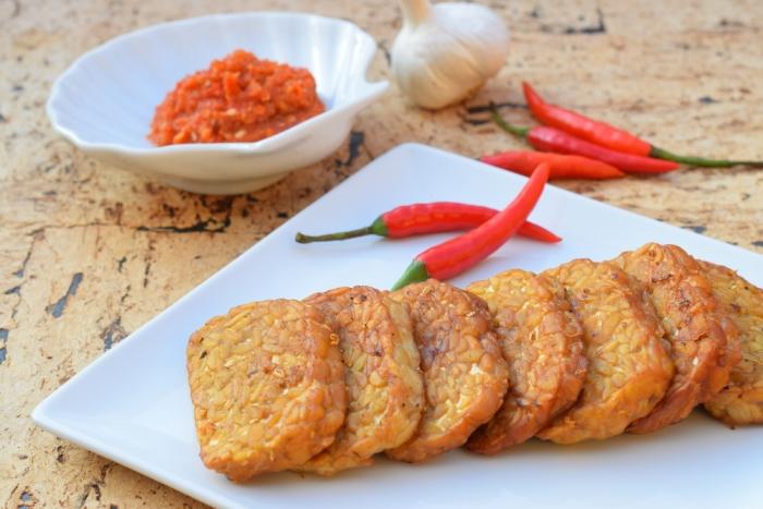 あの美味しい食べ物は何?  インドネシアの納豆〝テンペ〟でお料理Part.2