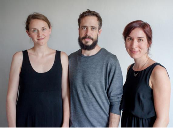 (左からハンナ、カルロ、クリスチーヌ)(※写真はOHNEウェブサイトから拝借)
