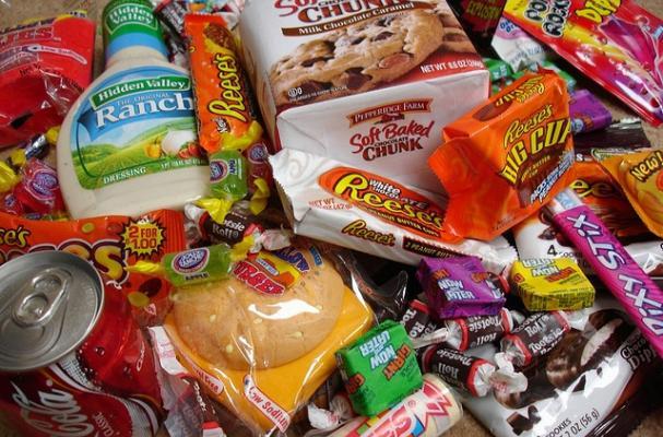 アメリカの加工食品の80%は他国から拒否されている