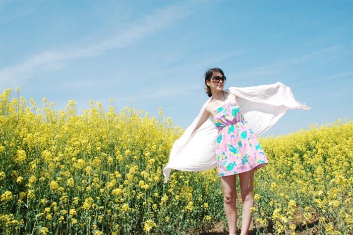 春は陽気に! 太陽のエネルギーで積極的に動こう~スピリチュアル中医学~