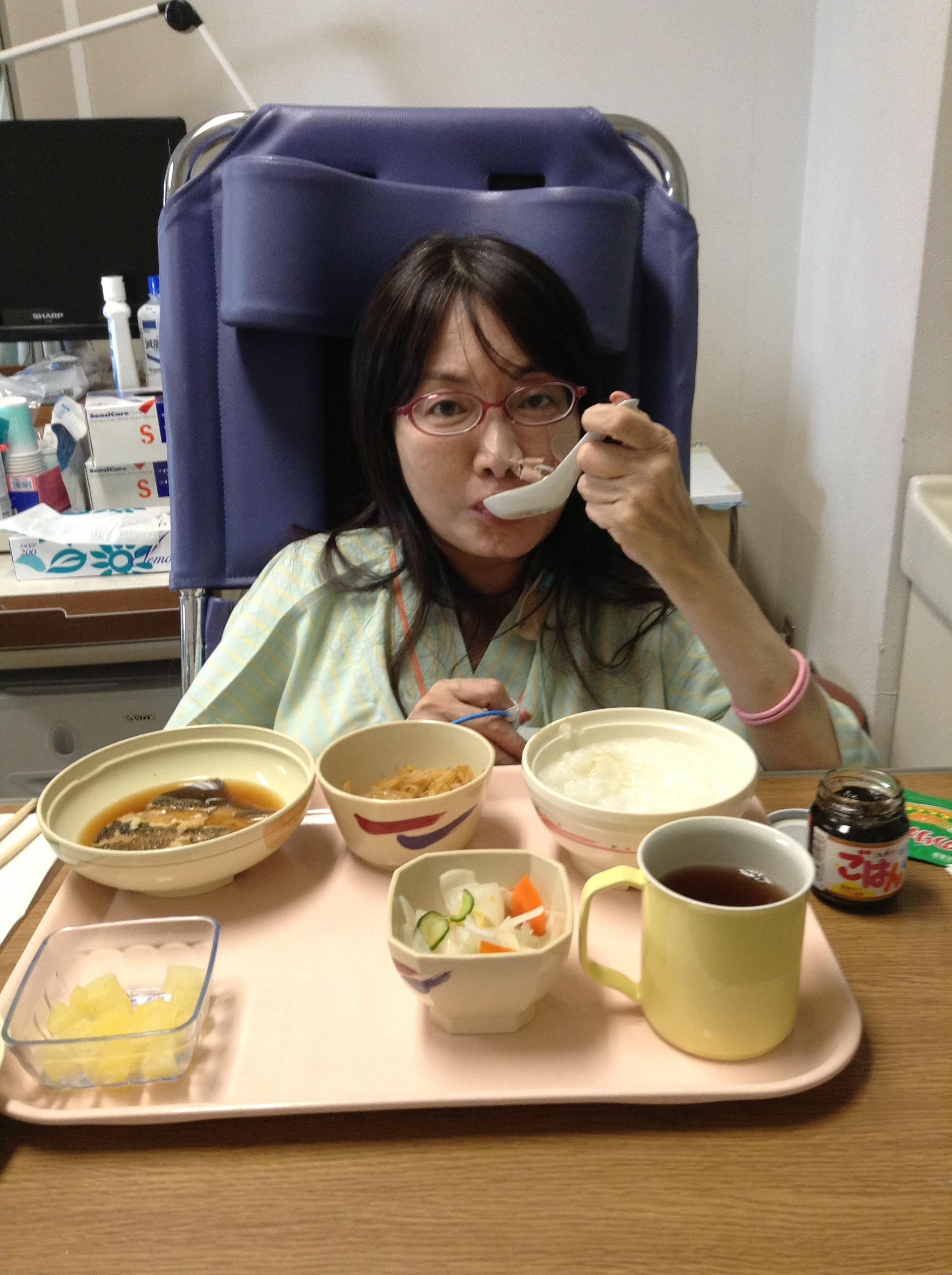 photo by 中村うさぎさん。病気に対しても驚くべき生命力を発揮した中村うさぎさん