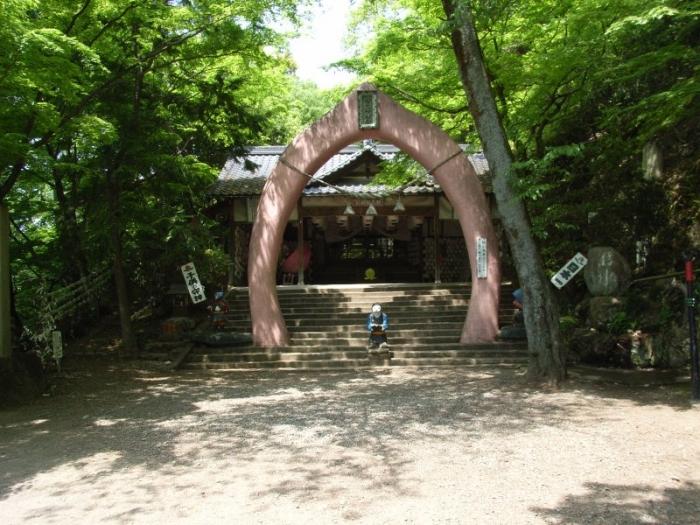 色々と突き抜けているパワースポット〜愛知県 桃太郎神社