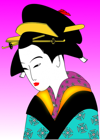 geisha-girl-28855_640