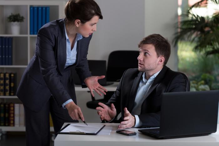 仕事心理学〜嫌いな上司に対する5つの方法〜