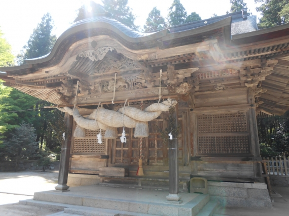 金屋子神社3