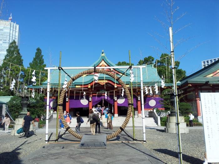 申年最強のパワースポット「日枝神社」<br>〜世界で活躍したい人に格別の恵みを〜