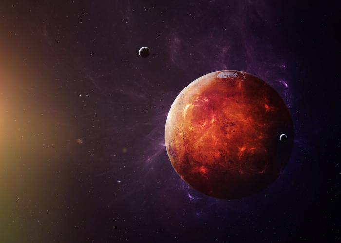 【2016年5月31日】火星が地球に最接近! 天体ショーを楽しみましょう!