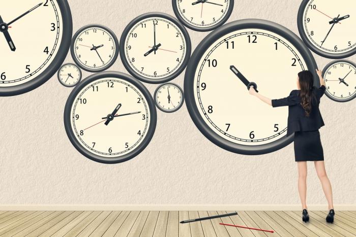 最近時間の流れるのが早くないですか? 自分で時間をコントロールする方法を身につけましょう