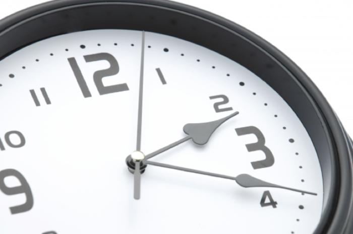 自分の本音がわかる! 時間が長いと感じますか? それとも短いと感じますか?