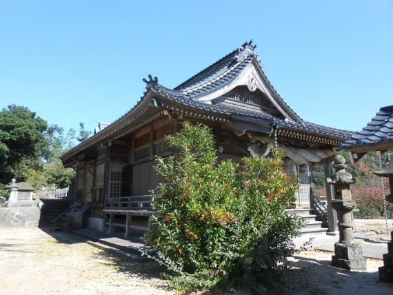 五十猛神社2