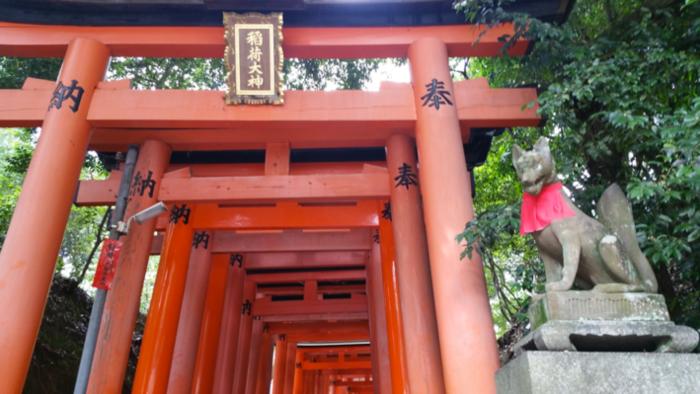 日本一の金運スポット キツネが教えるビジネスノウハウ伏見稲荷神社 ~一般人卒業レポ~