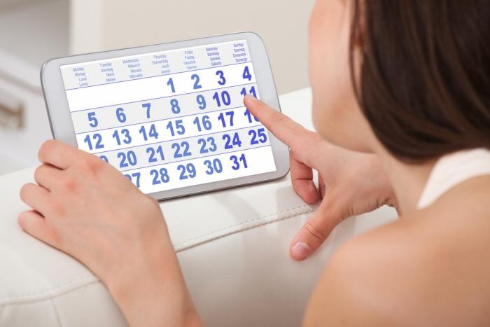 30代で生理の周期が早い原因は冷えと○○の老化