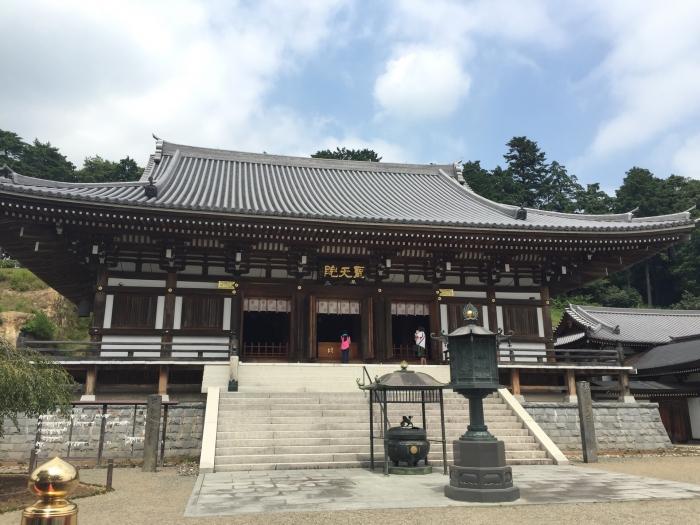 """上を見ないで下を見なさい<br>~""""出世の神社""""高麗神社と高麗山聖天院~"""