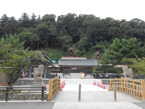 佐太神社2