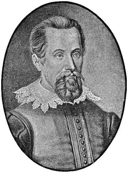 ヨハネス・ケプラー(画像提供/ウィキペディア)
