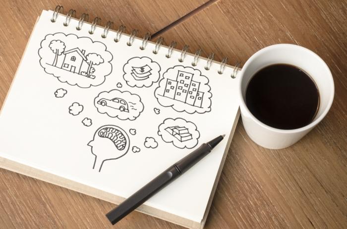 人は思ったように生きている。 思いは現実化する。あなたの可能性は無限大です!
