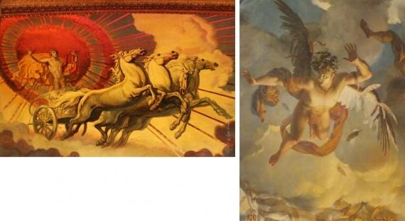 【ギリシャ神話 アポロンの金の戦車とイカロス】