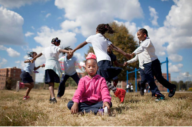 世界中が注目・罰の代わりに瞑想を取り入れた学校に驚きの変化が……