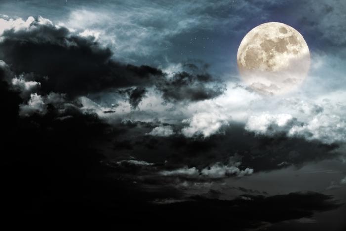 「2016/11/14 22:52 牡牛座の満月」<br>〜蒼月紫野の「満月のお願い事」vol.34