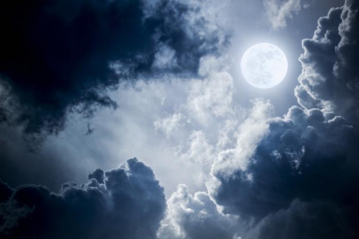 ウルトラ・スーパームーンの日の開運行動は、満月の力を味方につけて宇宙の流れに乗る!……これも風水