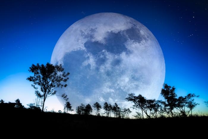 【願望達成の人が続出?】68年ぶりのスーパームーンは11月14日! ロマンチックな夜を楽しみましょう!