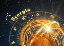 天秤座からからさそり座へ……2017年10月23日午後2時28分、天秤座♎から支配星に冥王星(古代では火星)を持つ《さそり座》♏になります。