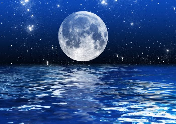 """「ブルームーンから7日間、天は私たちの願いを受け取りやすくなるそうです」 シリウスB星の高次の意識体""""ポコプン""""からのメッセージPart.59"""