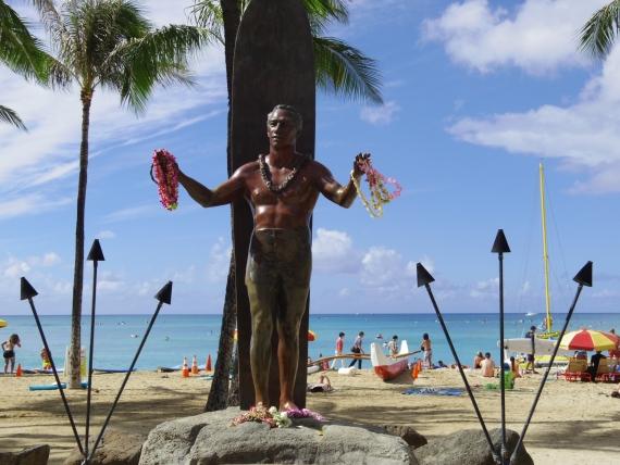 ハワイの家族神、先祖神である ...